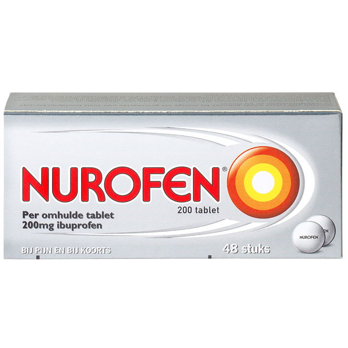 Nurofen Dragees 200 mg