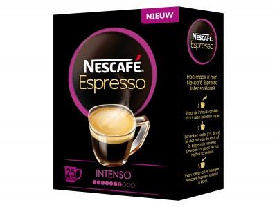 Nescafé Espresso intenso