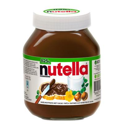 Nutella Hazelnootpasta family pot