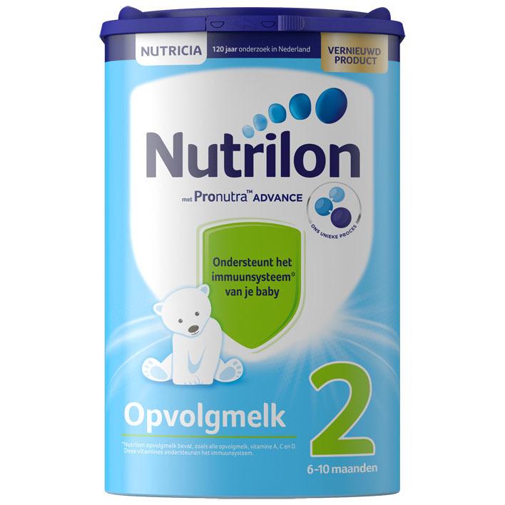 Nutrilon Opvolgmelk 2