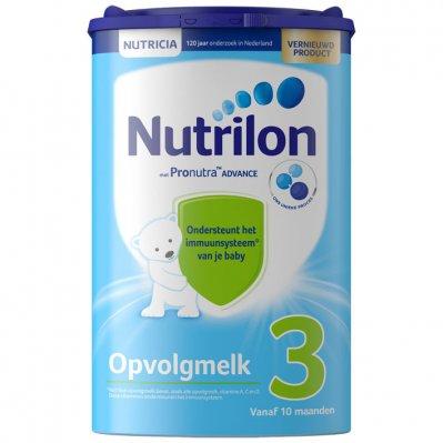 Nutrilon Opvolgmelk 3