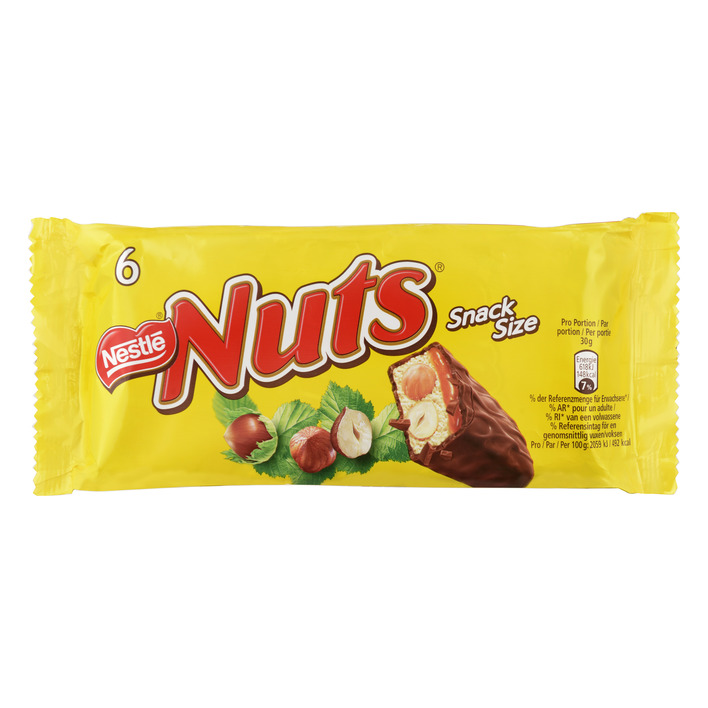 Nuts Snacksize