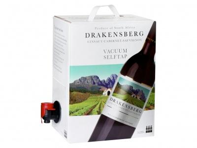 Drakensberg Cabernet sauvignon bag in box
