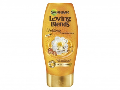 Garnier Loving Blends Conditioner argan en camelia