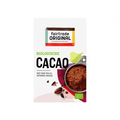 Fair Trade Original Cacao poeder
