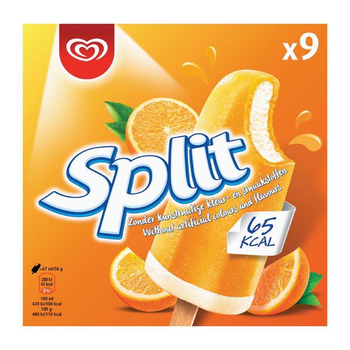 Ola IJs split