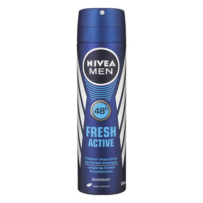 Nivea Men fresh spray