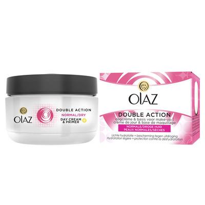 Olaz Essentials double action dagcrème