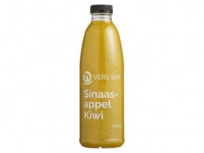 Huismerk Vers sinaasappel-kiwi sap