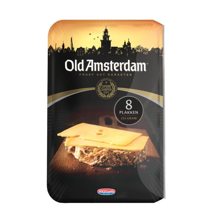 Old Amsterdam 8 plakken 48+