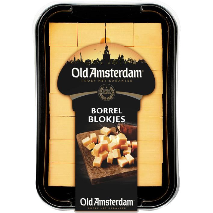 Old Amsterdam Borrelblokjes