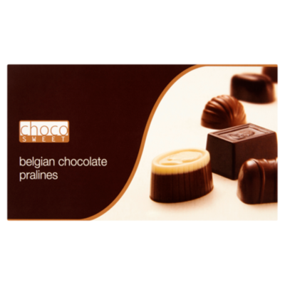 Chocosweet Chocolade Chocosweet Belgian pralines