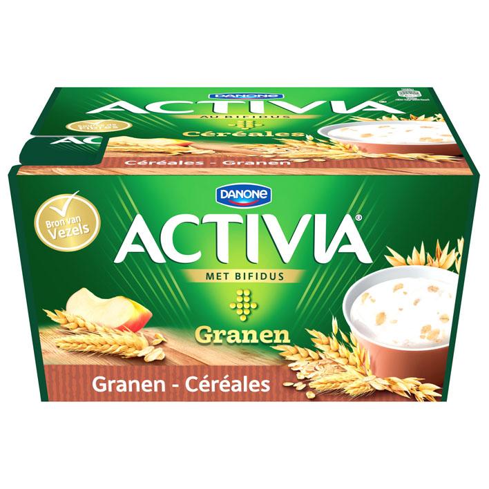 Activia Yoghurt granen
