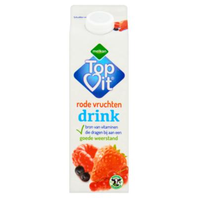 Huismerk Drink rode vruchten