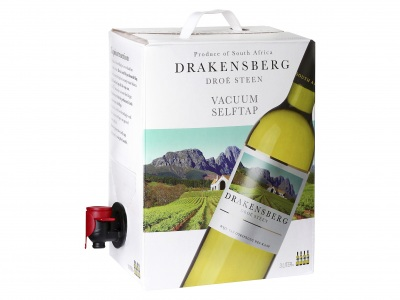 Drakensberg Droe steen bag in box