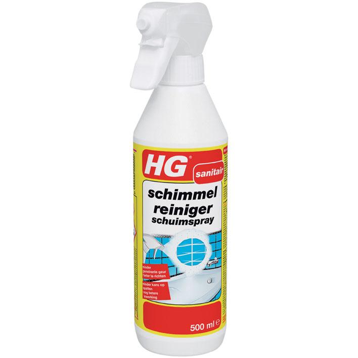 HG Schimmelreiniger schuimspray