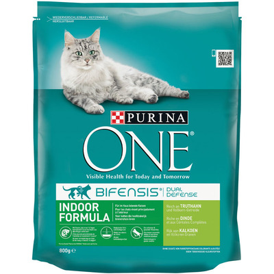 Purina ONE Purina Indoor rijk aan kalkoen
