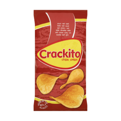 Crackito Chips Zout