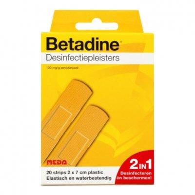 Betadine Desinfectiepleisters