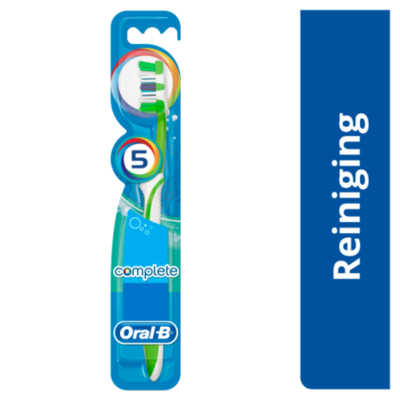Oral-B Tandenborstel complete medium