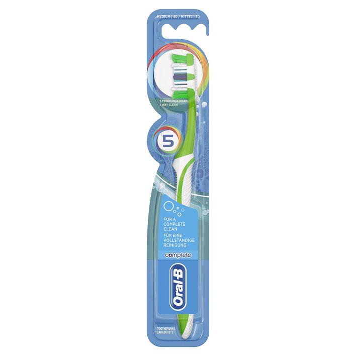 Oral-B Complete 5 way clean tandenborstel