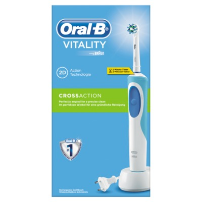 Oral-B tandenborstel cross action systeem