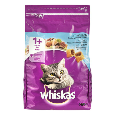 Whiskas Adult brokjes tonijn