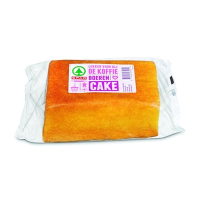 Huismerk Cake Boeren