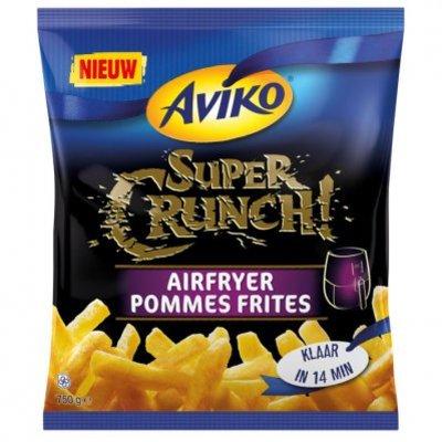 Aviko SuperCrunch airfryer pommes frites
