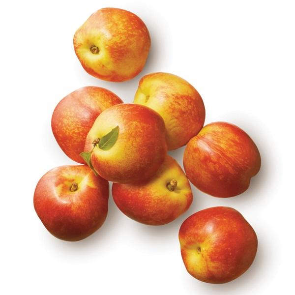 nectarines los