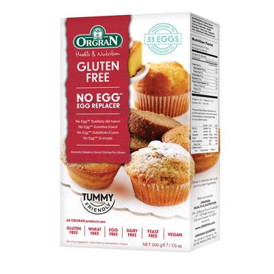 Orgran No egg natural eggreplacer