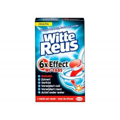 Witte Reus WC tabs