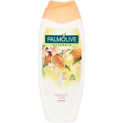 Palmolive Naturals amandel bad- & douchemelk