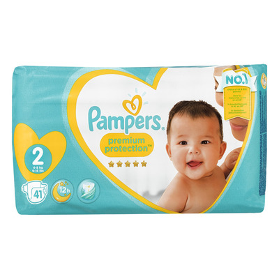 Pampers Premium protection maat 2