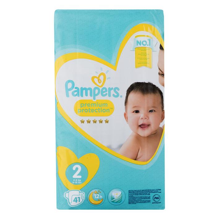 Pampers Premium protection maat 2