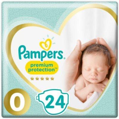 Pampers New baby luiers maat 0 (micro) 1-2,5kg