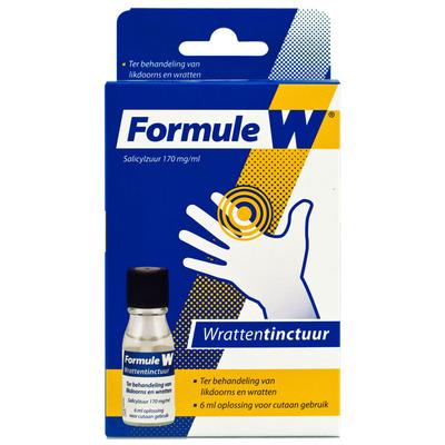 Formule W Wrattentinctuur