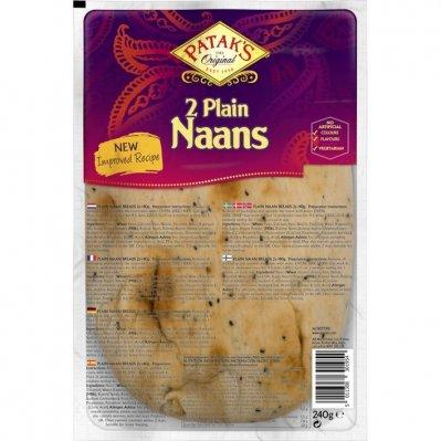 Patak's Naan plain