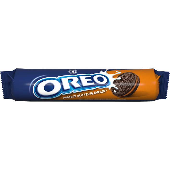 Oreo Biscuits peanut butter rollpack