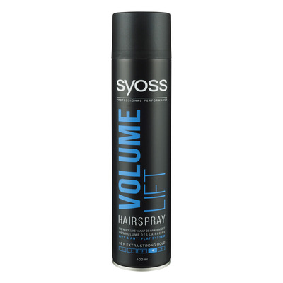 Syoss Hairspray volume lift