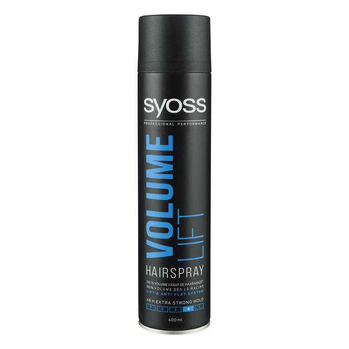 Syoss Hairspray volume lift