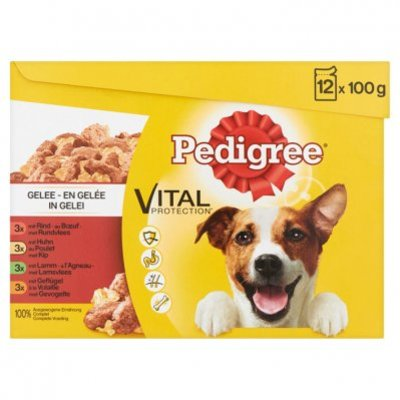 Pedigree Hondenvoer nat vital protection