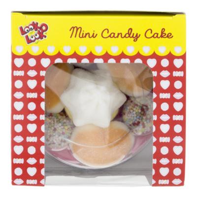 Look o Look Mini snoep cake