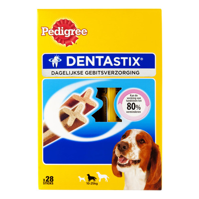 Pedigree Dentastix medium multipack
