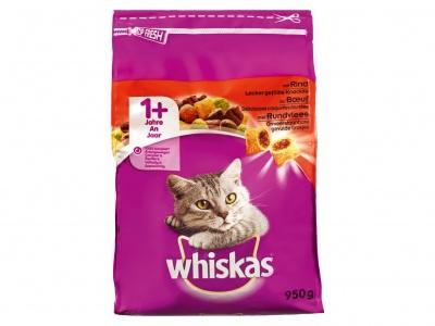 Whiskas Rund 1+