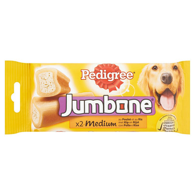 Pedigree Jumbone medium kip