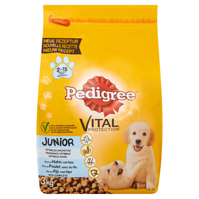 Pedigree Hondenvoer droog vital protection puppy