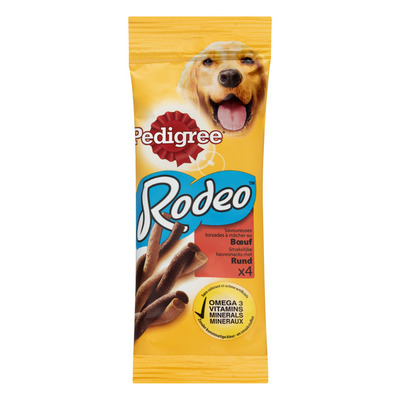 Pedigree Hondensnacks rodeo rund