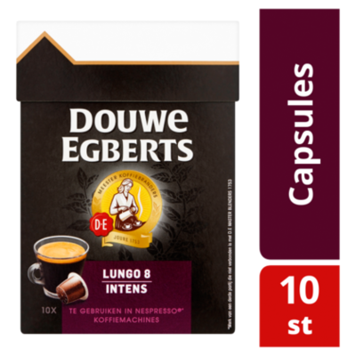 Douwe Egberts Lungo Intens koffiecapsules