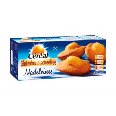 Céréal Madeleines gluten- en lactosevrij